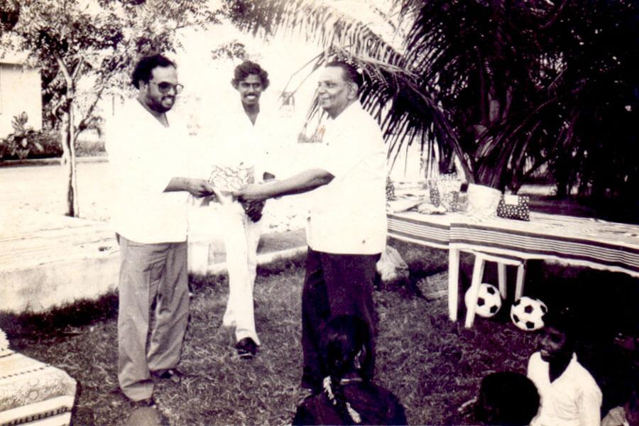 1984 -Eva School